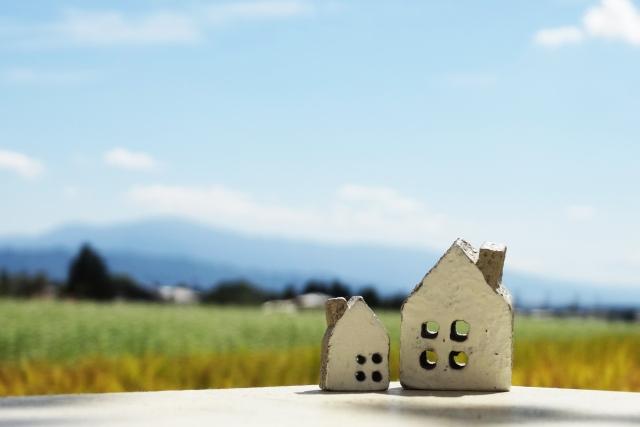 遠方の注文住宅について